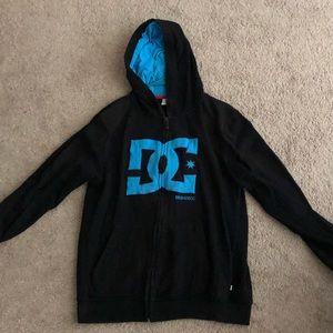 DC sweatshirt size Large